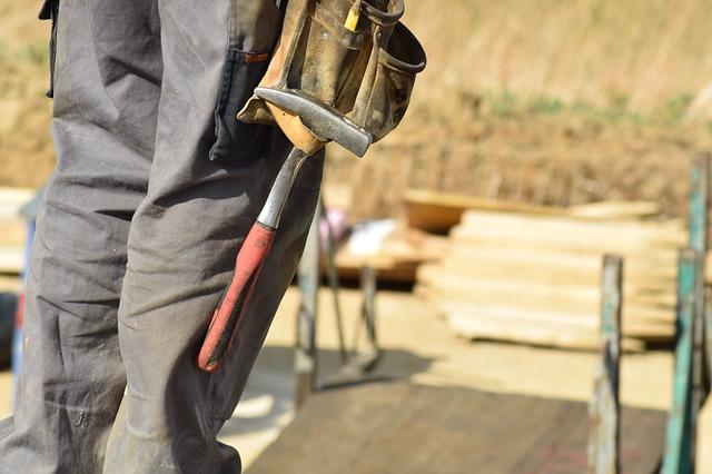 pantalon chantier